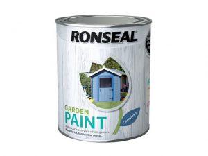 Ronseal Garden Paint Cornflower 750ml
