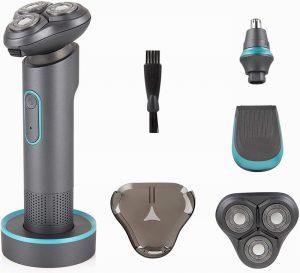 Carmen C81085 Titan 3-in-1 Cordless Shaver Set