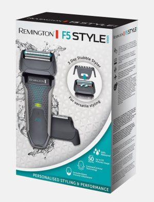 Remington F5 Style Series Foil Shaver