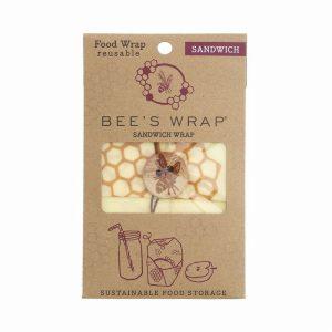 Bees Wrap Sandwich Wrap 13″x13″