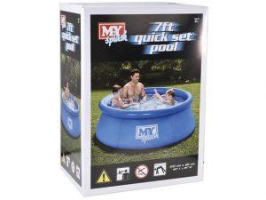 Kandy M.Y. Splash Quick Set Pool 7