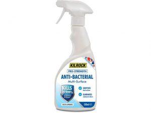 Kilrock Anti-Bacterial Surface Sanitiser 500ml
