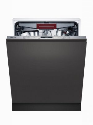 Neff S155HCX27G Built In Full Size Dishwasher – 14 Place Setting
