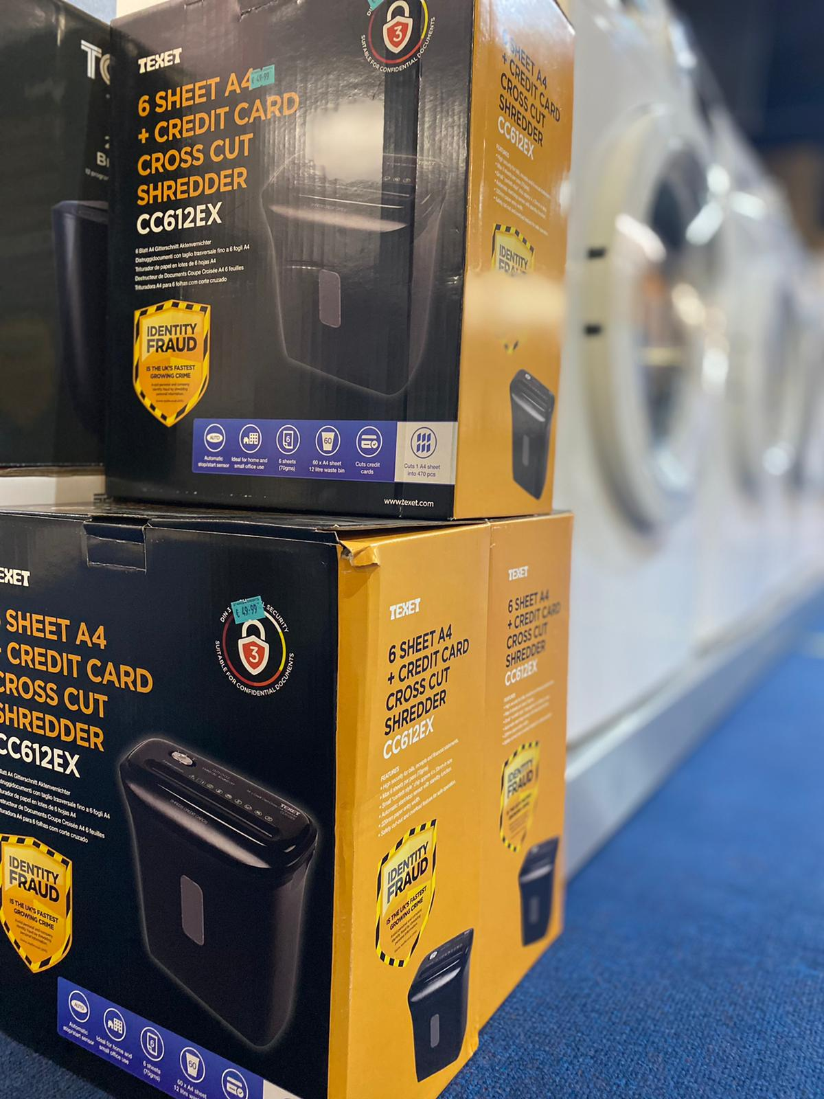 Read more about the article Paper Shredders