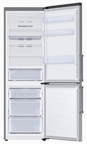 Samsung RB34T662ESA Freestanding Frost Free Fridge Freezer