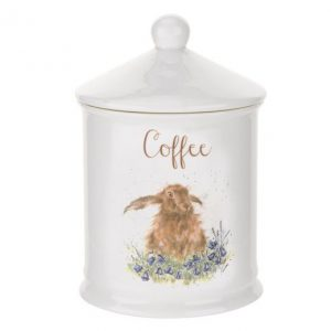 Wrendale Coffee Canister