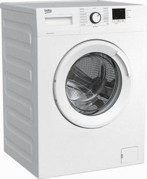 Beko WTK72042W 7kg 1200 Spin Washing Machine with Quick Programm
