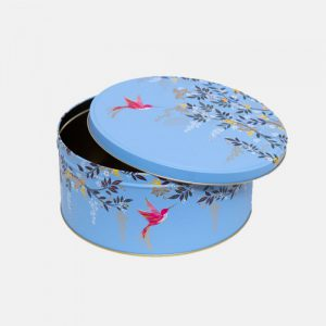 Sara Miller Chelsea Round Cake Tin Small Light Blue