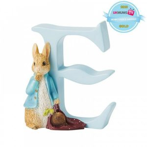 "BeatrixPotter ""E"" – Peter Rabbit with Onions"