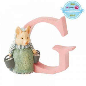 "BeatrixPotter ""G"" – Aunt Pettitoes"