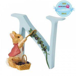 "BeatrixPotter ""N"" – Cotton-tail"