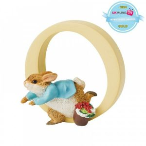 "BeatrixPotter ""O"" – Peter Rabbit"