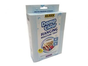 Kilrock Damp Clear Hanging Moisture Trap 200g