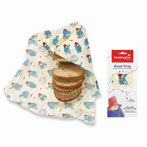 Paddington Bear Beeswax Bread Wrap
