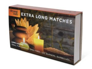 Brymay Extra Long Matches