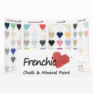 Frenchic Wall Paint Colour Card 2021