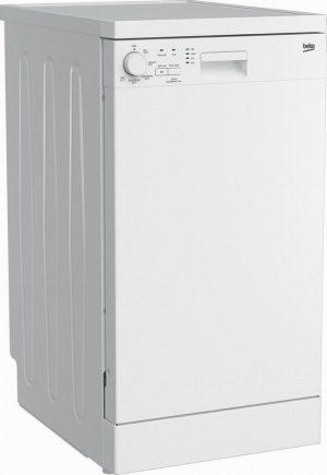 Beko DFS05020W Slimline Dishwasher – White – 10 Settings