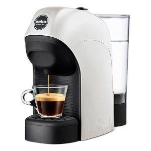 Lavazza Tiny Pod Coffee Machine 18000432 – White