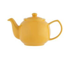 Price&Kensington Mustard 6 Cup Teapot