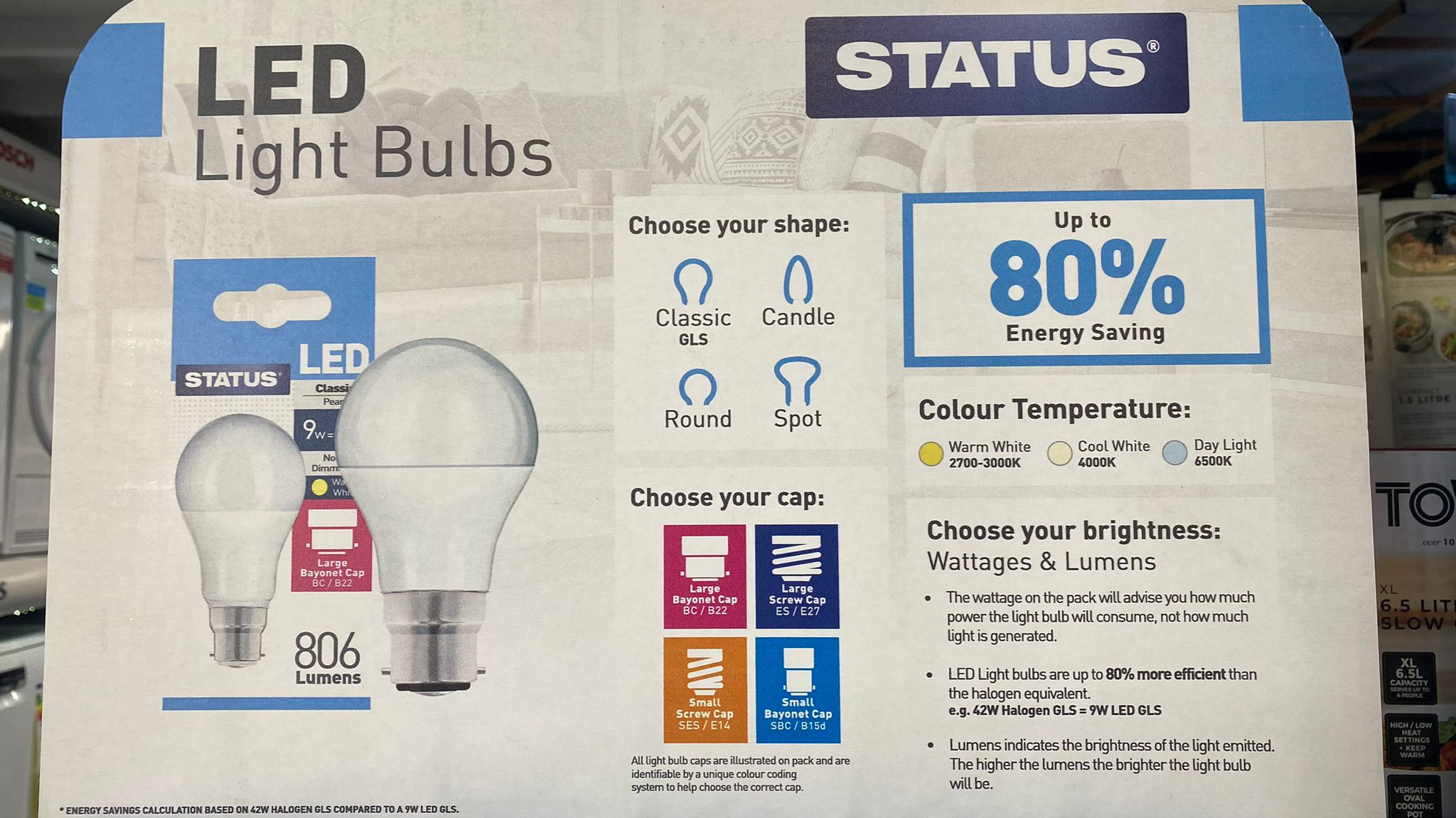 Read more about the article LED Lightbulbs