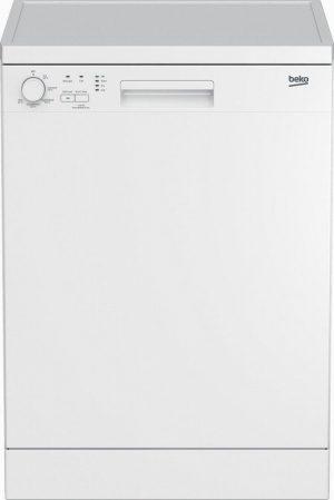 Beko DFN05320W Full Size Dishwasher – 13 Place Settings – White