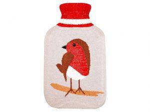 Hot Water Bottle Robin