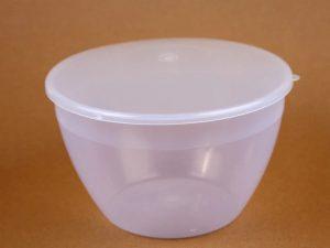 Justpud Pudding Basin & Lid 1pt