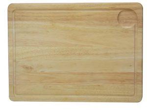 Apollo Rubberwood Meat Board 40 x 30cm