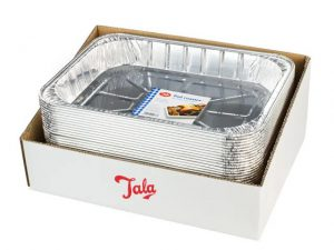 Tala Rect Foil Roaster 46 x 34 x 6.5cm