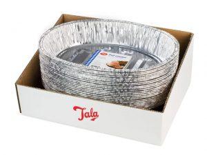 Tala Aluminium Foil Roaster Oval
