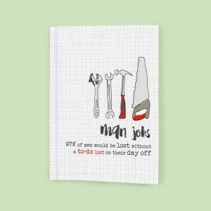 Notebook Man Jobs